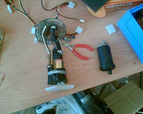 Фото №40 - как проверить бензонасос на ВАЗ 2110 инжектор