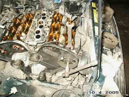 Капитальный ремонт двигателя опель вектра а